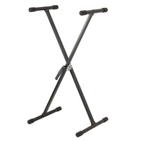 Easy-Adjust Keyboard Stand With Multiple Locking Positions