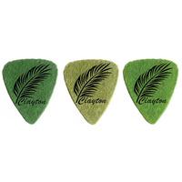 Clayton Ukulele Picks - Standard Leaf
