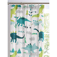 Dino Glow in the Dark Curtains 72s