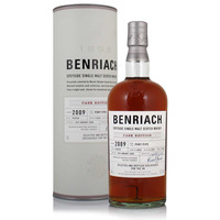 Benriach 2009 12 Year Old, Cask Edition Cask #4835