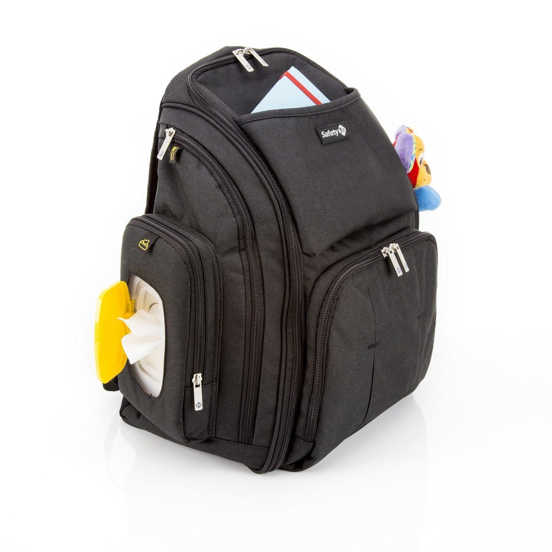 Safety 1st Backpack Changing Bag Black