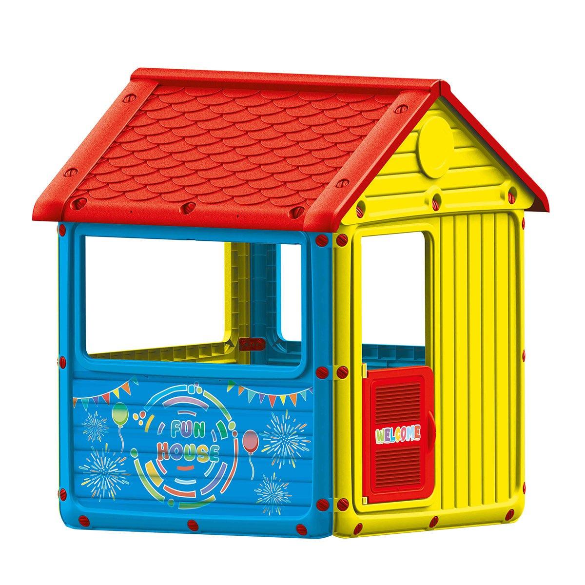 Dolu My First House Playhouse