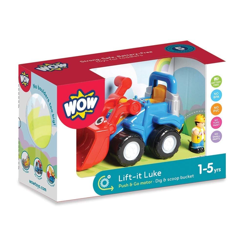 Wow Toys Lift-it Luke