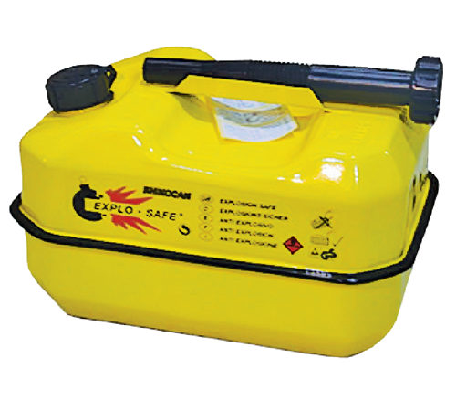Image of 10 Litre Explo-Safe Steel Fuel Container