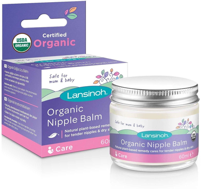 Lansinoh Organic Nipple Balm 60ml