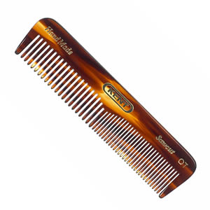 GB Kent OT Pocket Coarse/Fine Hair Comb