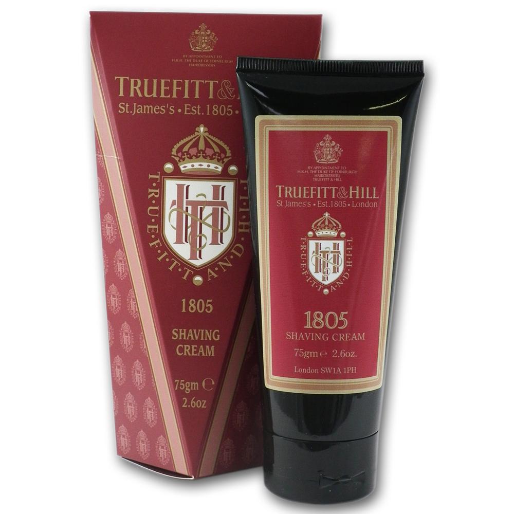 Truefitt and Hill 1805 Shaving Cream Tube 75g