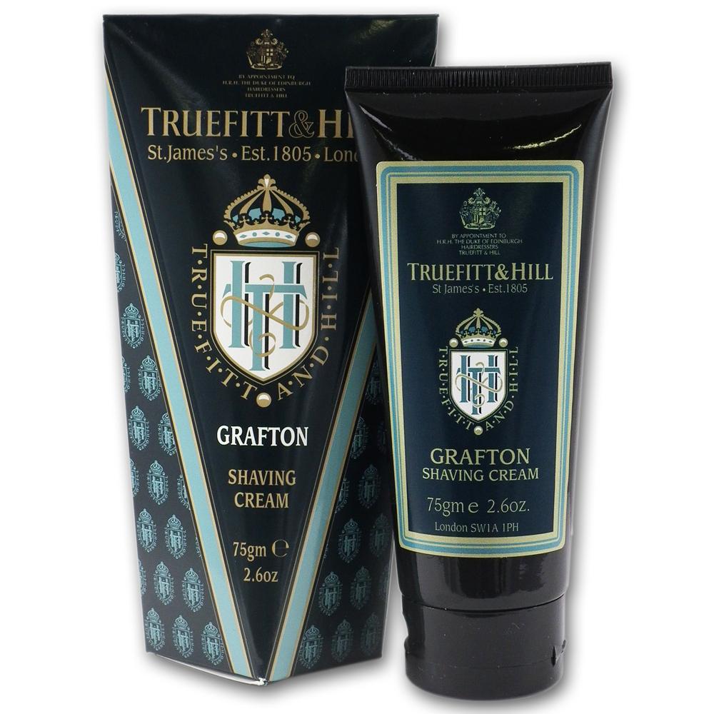 Truefitt and Hill Grafton Shaving Cream Tube 75g