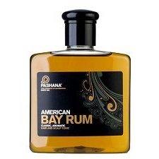 Pashana American Bay Rum Hair Tonic (250ml)