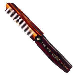 GB Kent Large Folding Pocket Comb