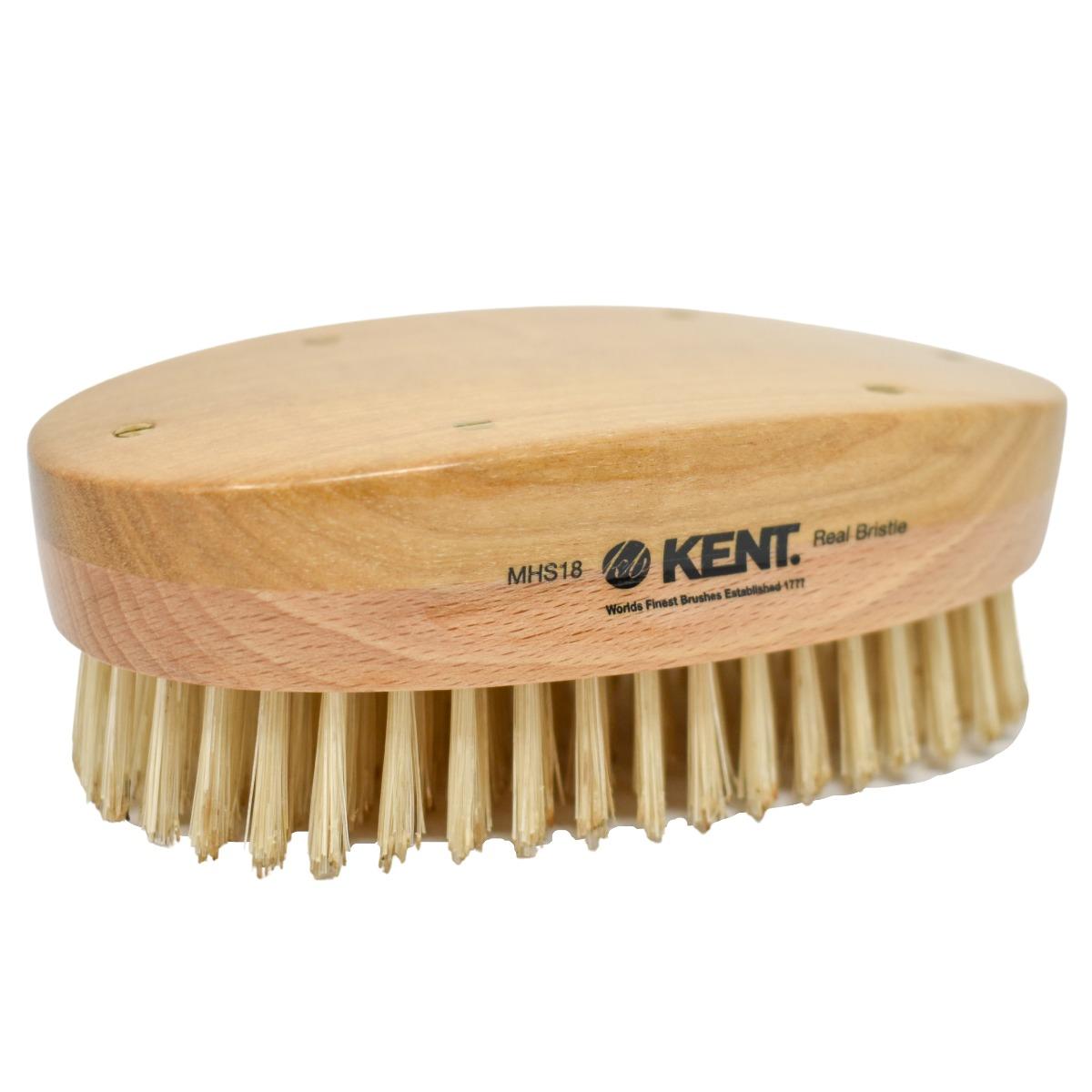 GB Kent Handmade Pure Bristle Hairbrush