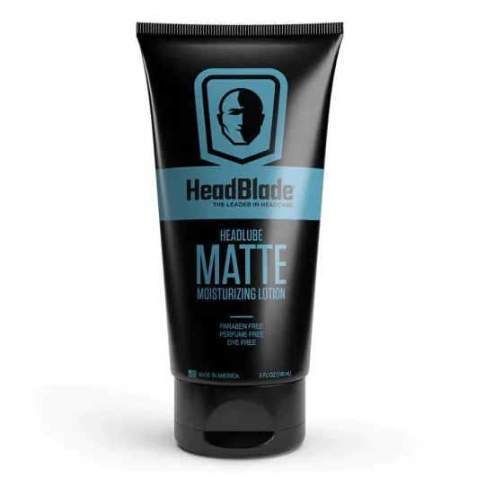 HeadBlade HeadLube Matte Moisturizing Lotion 150ml