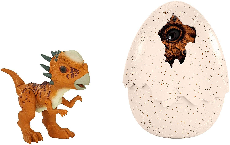 Jurassic World Stiggy Hatch N Play Dinos Stygimoloch Playset