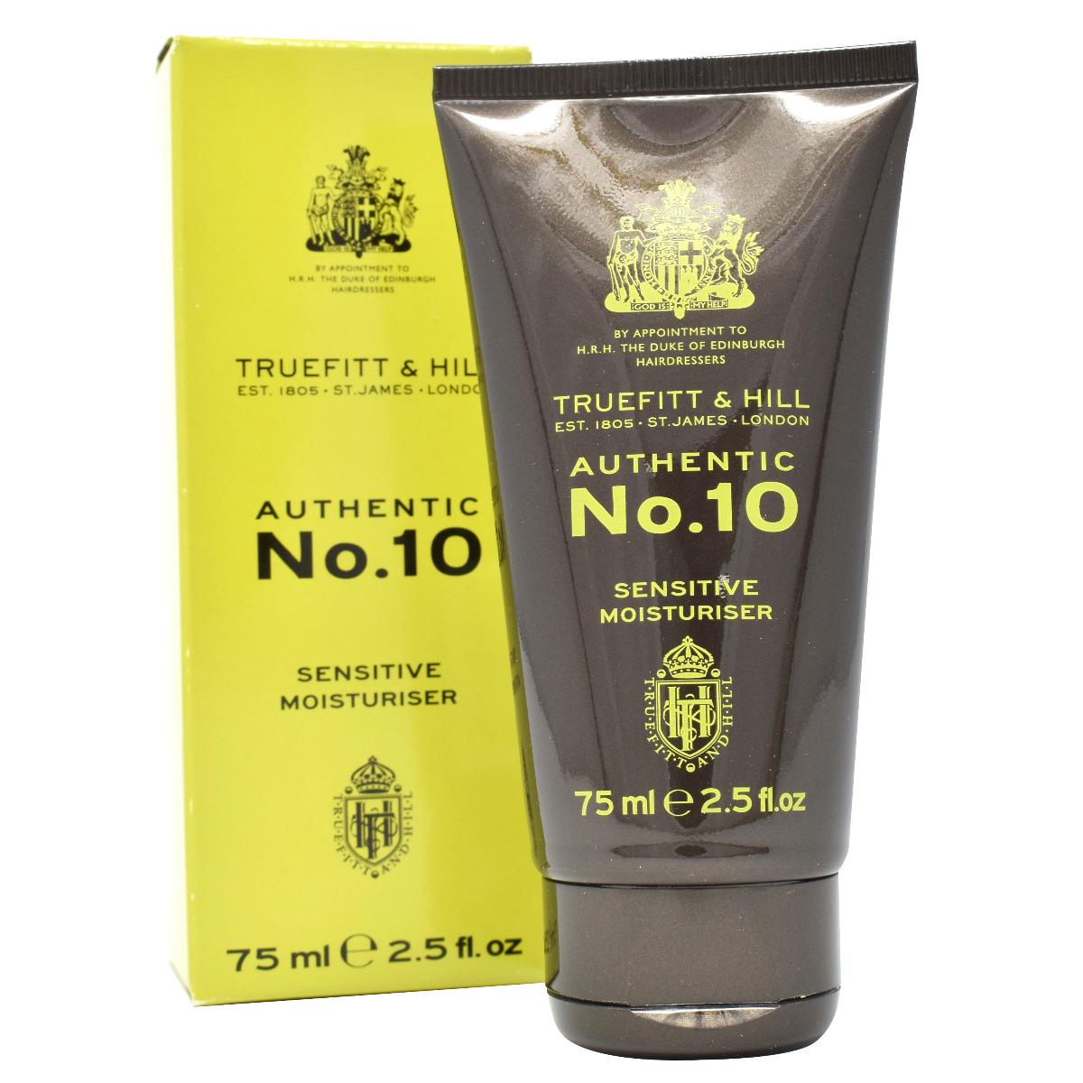 Truefitt and Hill No.10 Sensitive Skin Moisturiser 75ml