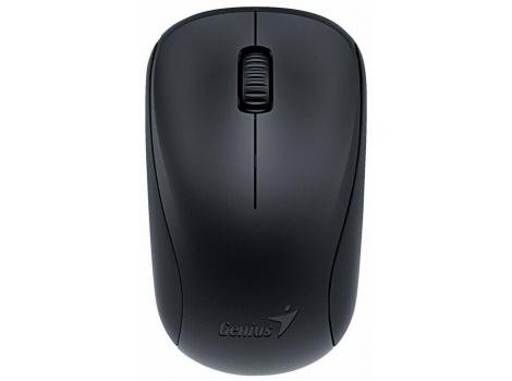 Genius NX-7000 Wireless Optical Mouse Black Full Size PC & Laptop 31030109100