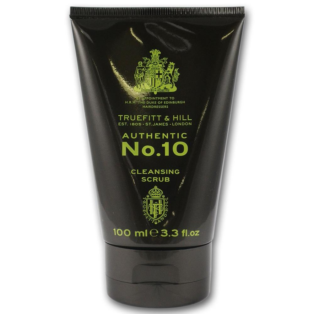 Truefitt and Hill No.10 Sensitive Skin Cleansing Scrub 100ml
