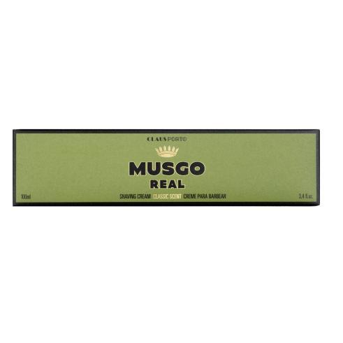 Musgo Real Classic Scent Shaving Cream (100ml)