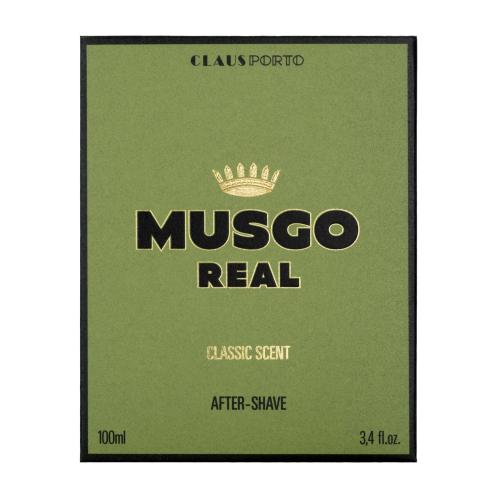 Musgo Real Classic Scent Aftershave (Lotion) 100ml