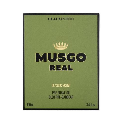 Musgo Real Classic Pre Shave Oil (100ml)