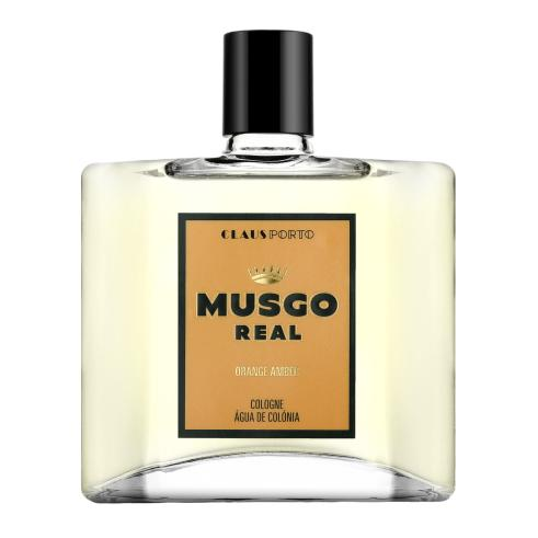 Musgo Real No.1 Orange Amber Cologne (100ml)
