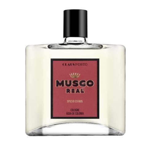 Musgo Real No.3 Spiced Citrus Cologne (100ml)