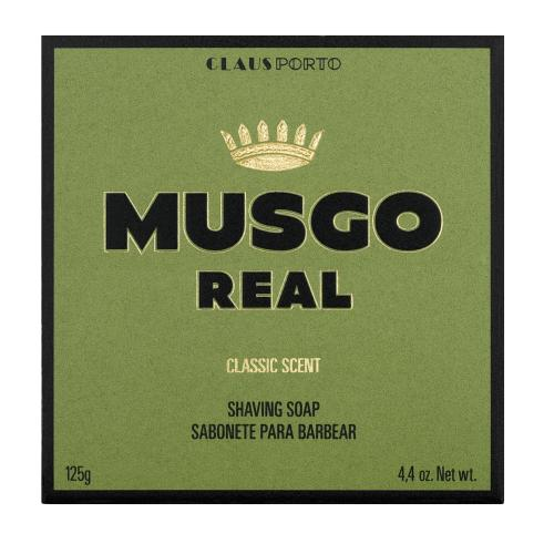 Musgo Real Classic Scent Shaving Soap (125g)