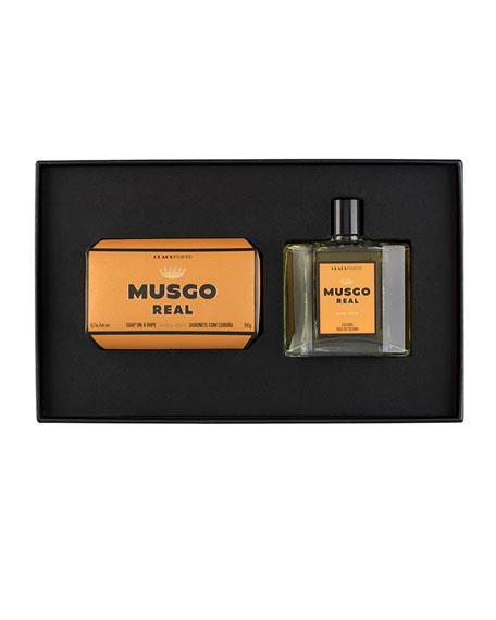 Musgo Real Orange Amber Gift Set