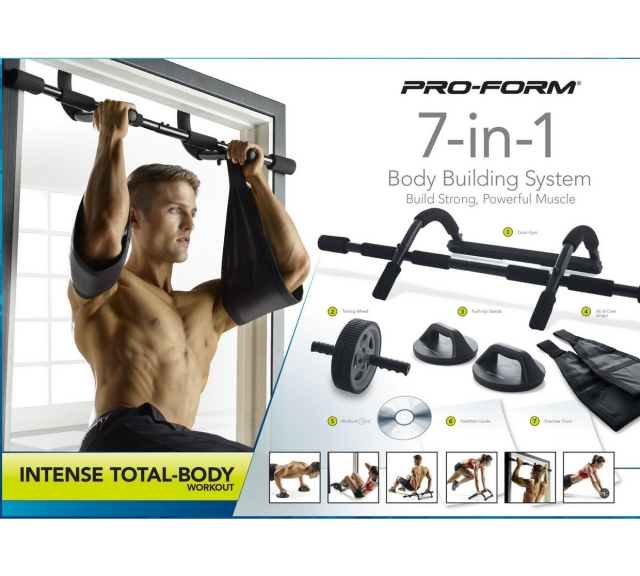 Image of 7-in-1 Body Building System