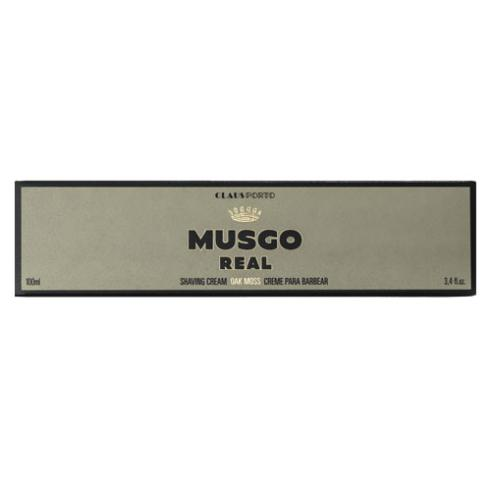 Musgo Real Oak Moss Shaving Cream (100ml)