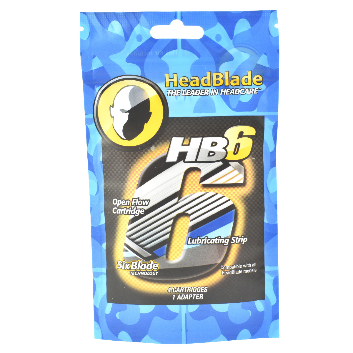 HeadBlade HB6 Replacement Blade Kit