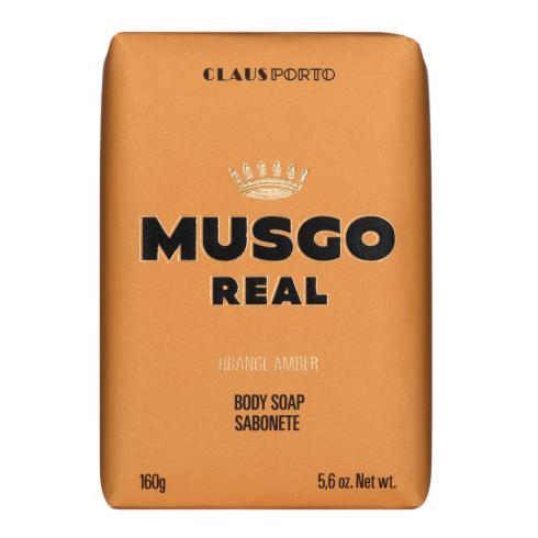 Musgo Real Orange Amber Men