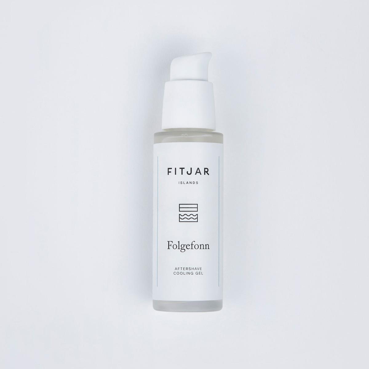 Fitjar Islands Folgefonn Aftershave Cooling Gel 50ml