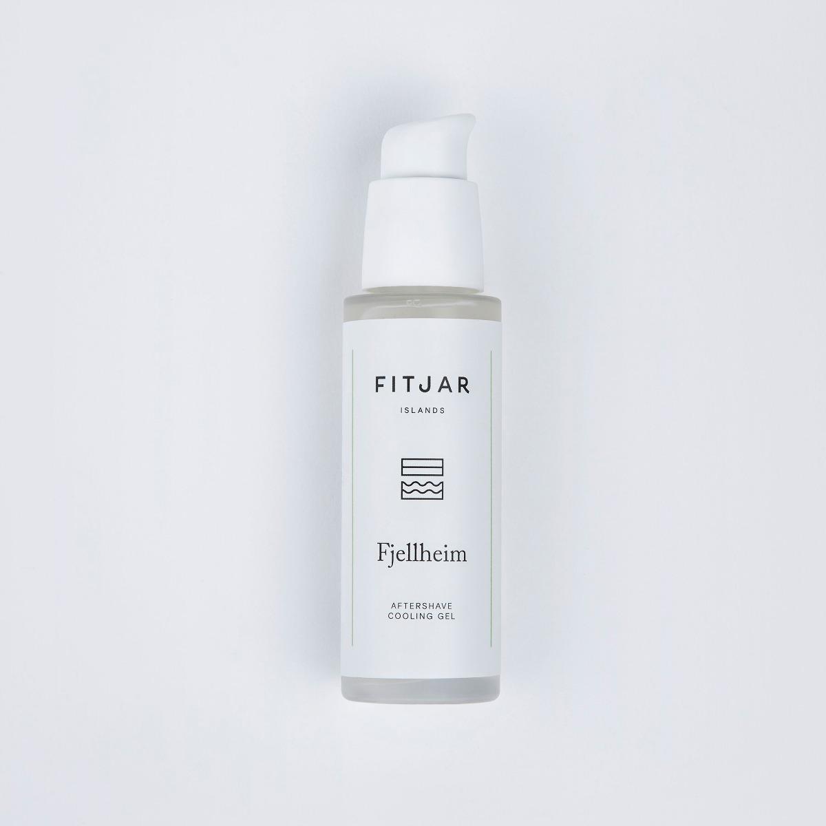Fitjar Islands Fjellheim Aftershave Cooling Gel 50ml