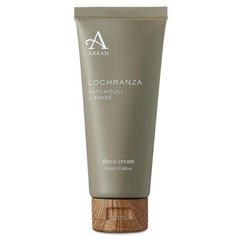 Arran Lochranza Patchouli and Anise Shaving Cream 100ml