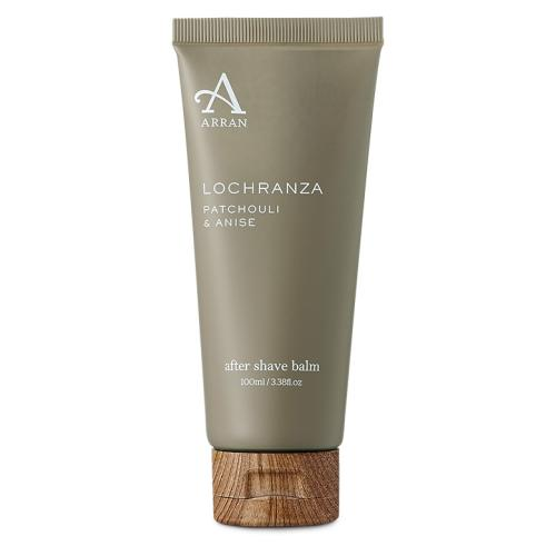 Arran Lochranza Patchouli And Anise After Shave Balm Tube 100ml