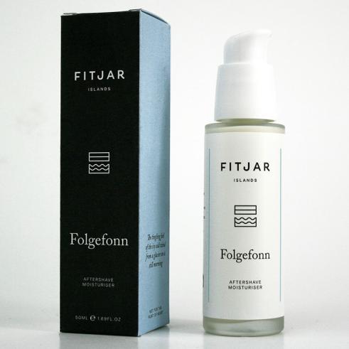 Fitjar Islands Folgefonn Aftershave Moisturiser 50ml
