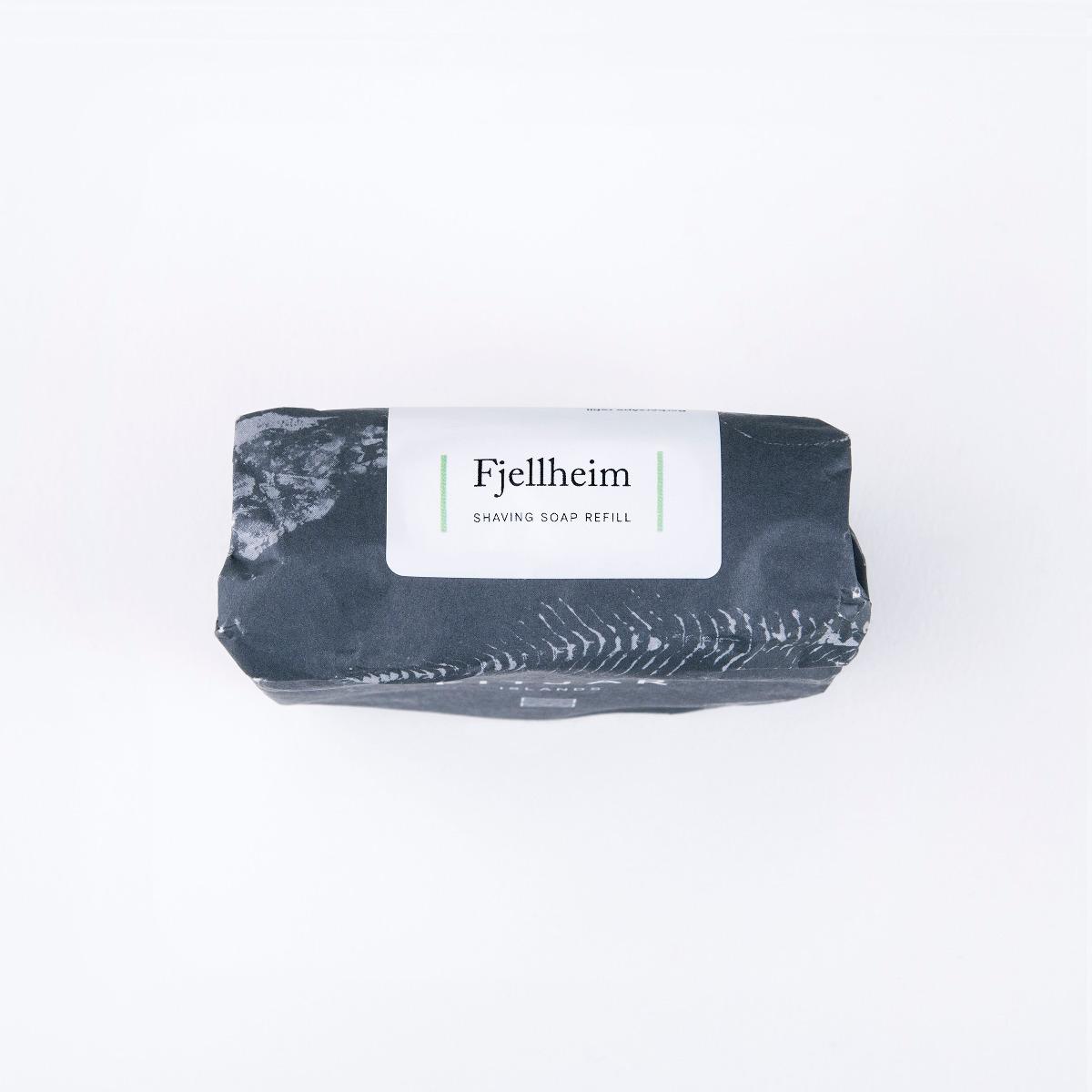 Fitjar Islands Fjellheim Shaving Soap 100g Refill