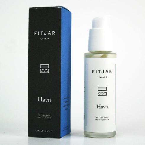 Fitjar Islands Havn Aftershave Moisturiser 50ml