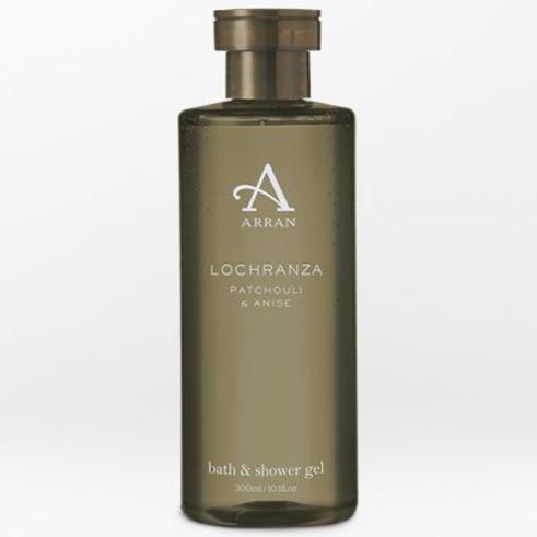 Arran Lochranza Patchouli and Anise Bath And Shower Gel 300ml