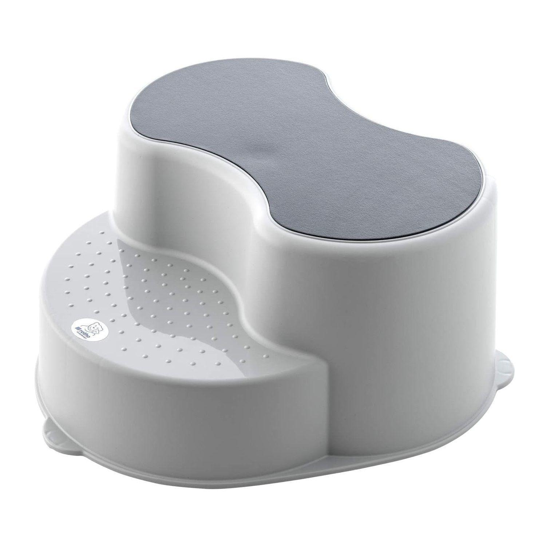 Rotho Babydesign TOP Step Stool - Stone Grey
