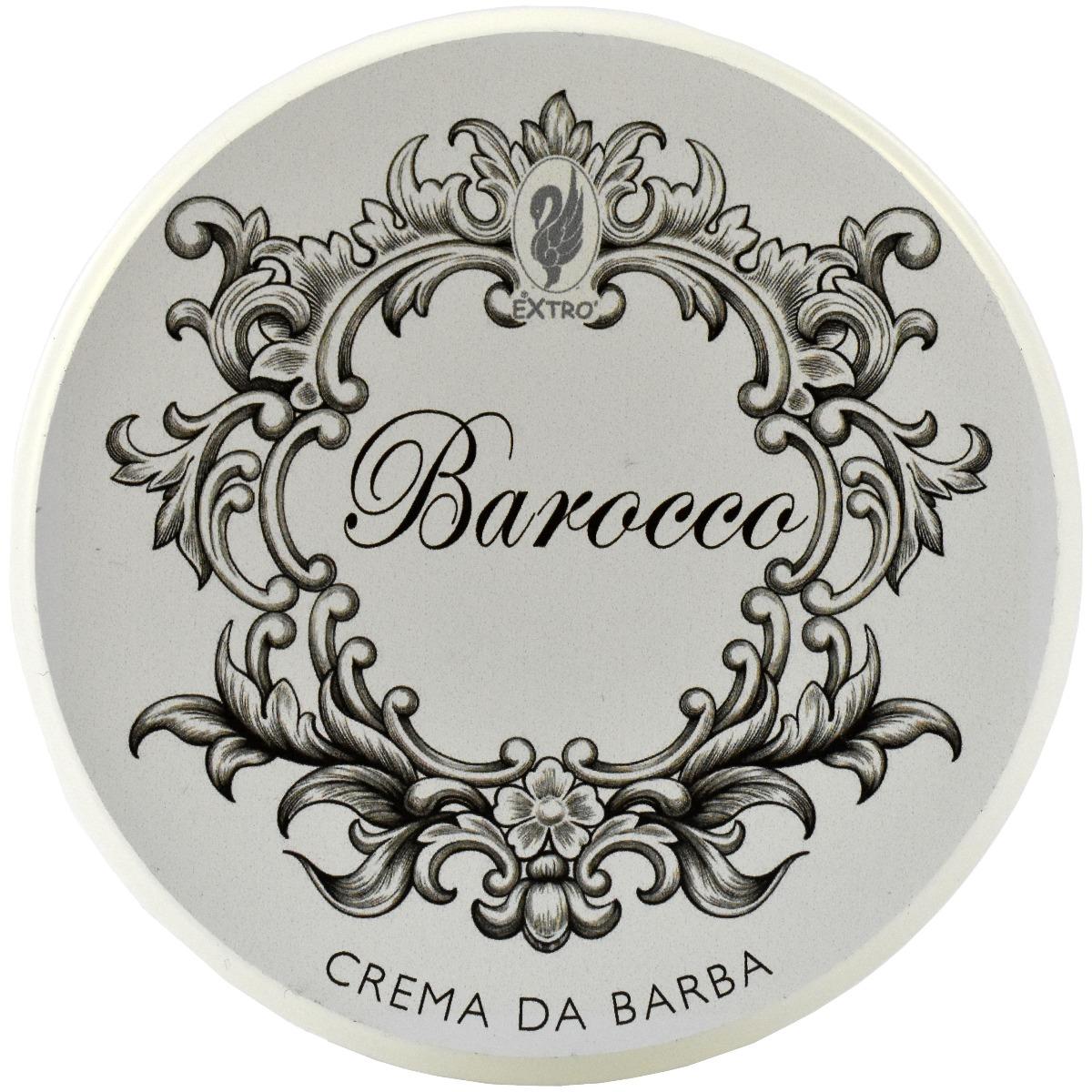 Extro Cosmesi Barocco Shaving Cream 150ml