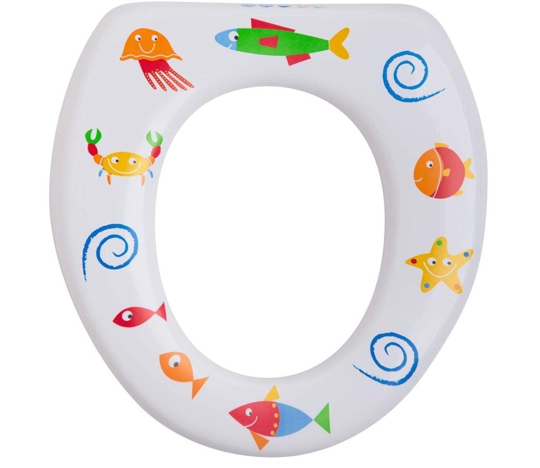 Rotho Babydesign Soft Toilet Seat - Seaworld