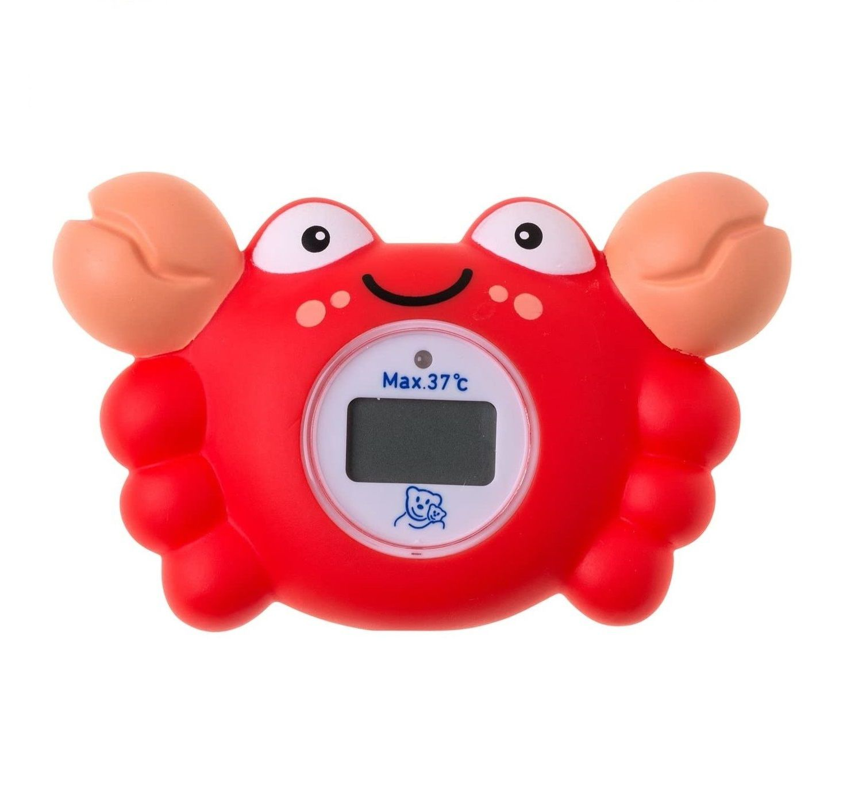 Rotho Babydesign Digital Bath and Room Crab Thermometer