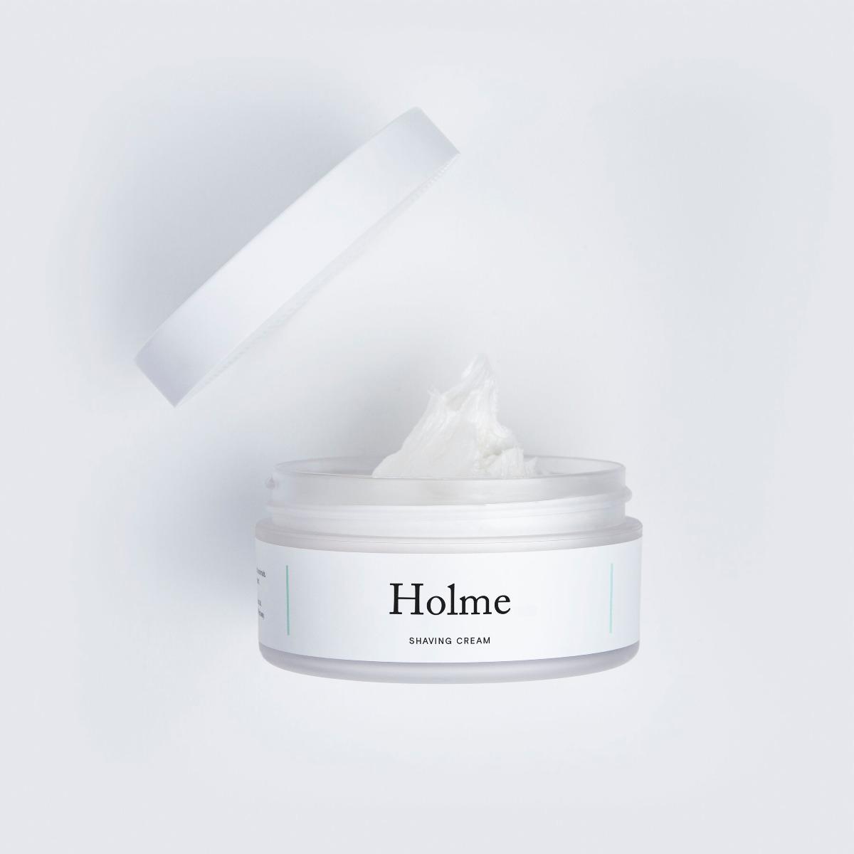Fitjar Islands Holme Natural Shaving Cream 150ml
