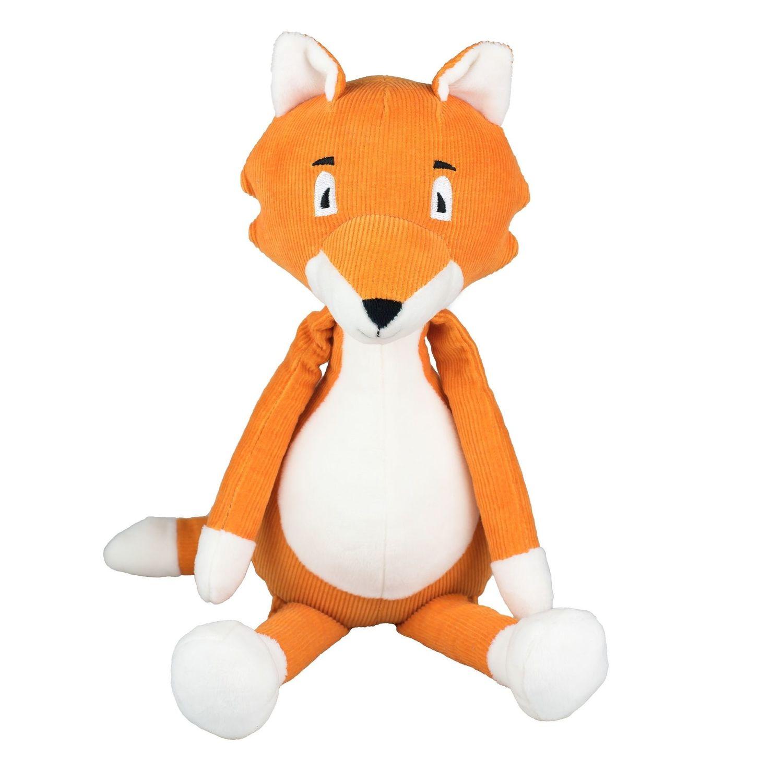 Ethan The Fox Soft Toy Teddy