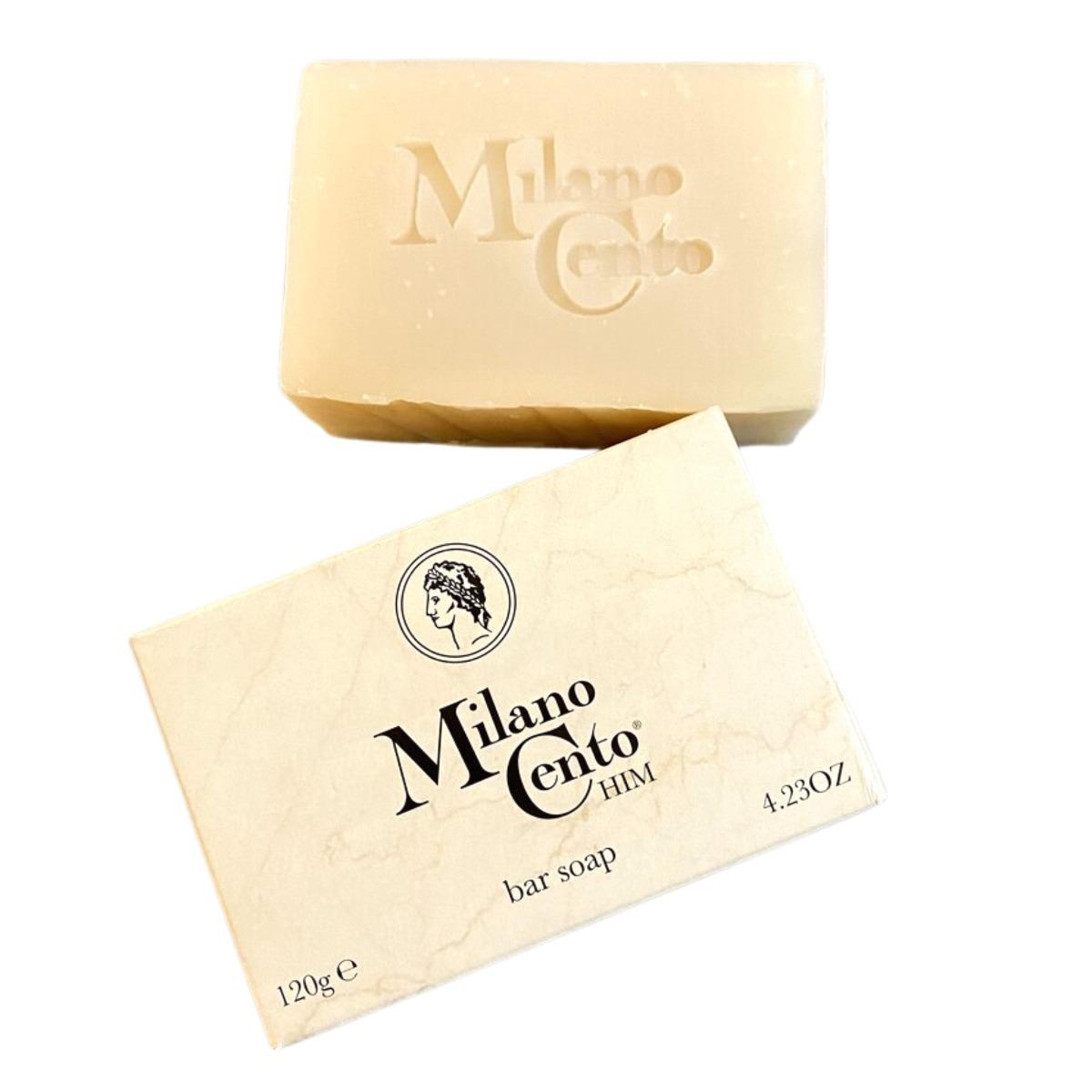 Milano Cento 120g Soap Bar