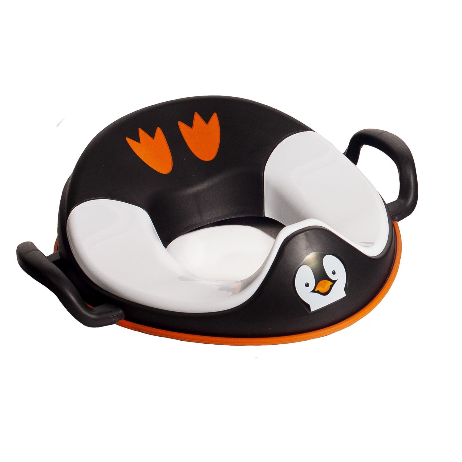 My Carry Potty - My Little Trainer Seat - Choose your Style - Penguin