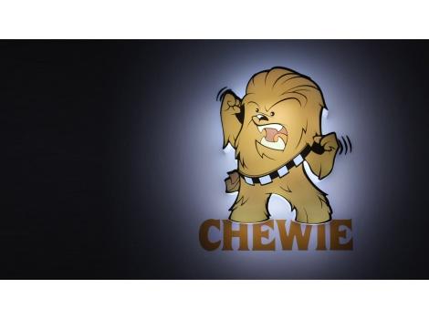 Chewbacca (Star Wars) Minis 3D Light