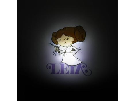 Princess Leia (Star Wars) Minis 3D Light