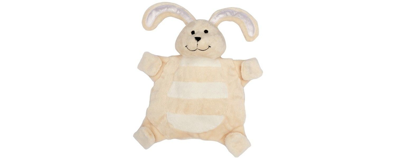 Sleepytot Dummy Holding Comforter - Cream Bunny - Large
